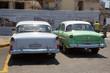 Wunderschöne Oldtimer auf Kuba (Karibik)