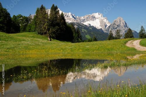 Photo Stands Lake Bayernland