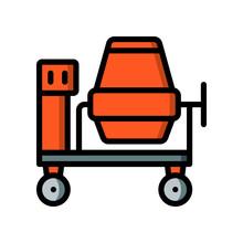 Construction - Cement Mixer - (Ultra)