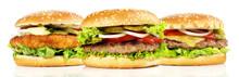 Hamburger - Panorama