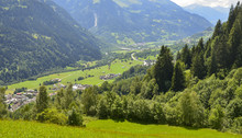 Swiss Valley. Graubunden - Lla...