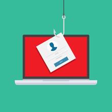 Computer Internet Security Concept