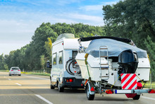 Caravan And Trailer For Motor ...