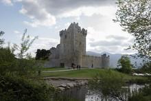 Ross Castle On Muckross Lake I...