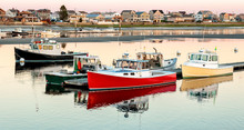 Wells Lobster Fleet