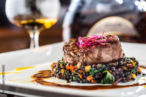 Photo  Beef Steak