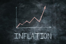 Graph Of Inflation In White Ch...