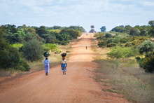 The Road To Mapai, Mozambique