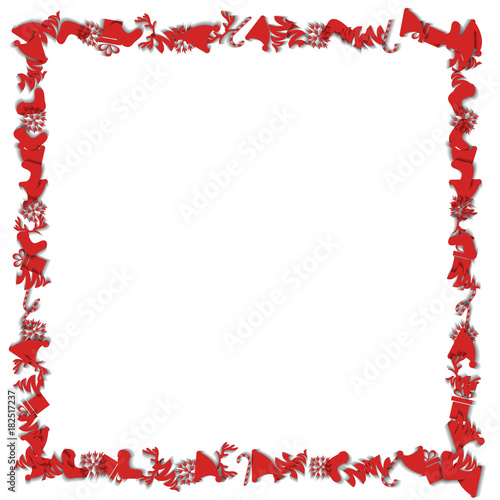 Christmas Toys Border Buy This Stock Vector And Explore Similar
