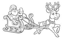 Santa Claus Christmas Fling Sl...