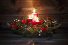 Third Advent - Decorated Adven...