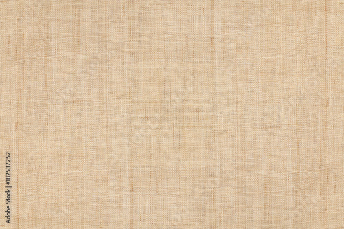 Fototapeta brown colored hemp cloth texture background obraz