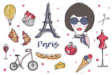 Collection Of Paris And France...