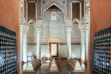 Saadian Tombs Of Marrakech, Mo...