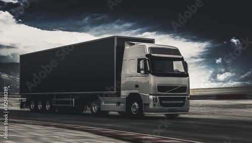 Napędy ciężarówek / samochodów ciężarowych do spedycji