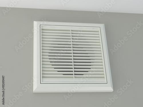 Valokuva  Ventilation grille