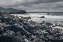 Rocky Coast, Kaena Point State...