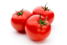 Tomato Isolated On White Backg...