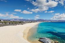 Agios Prokopios Beach In Naxos...