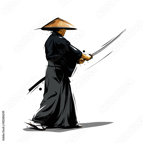 Photo samurai