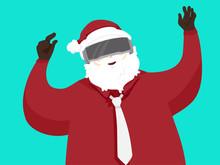 Santa Claus Virtual Reality Ge...