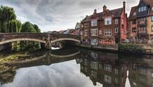 Fye Bridge In Norwich