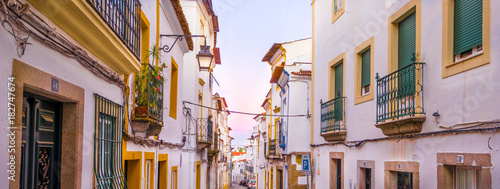 Photo Streets of Evora