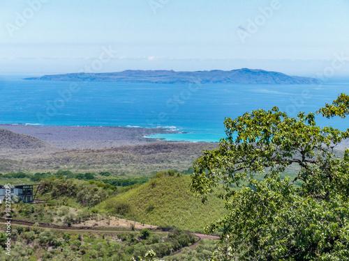 Fotobehang Zuid-Amerika land Tortuga Bay on Santa Cruz Island Galápagos Islands Ecuador