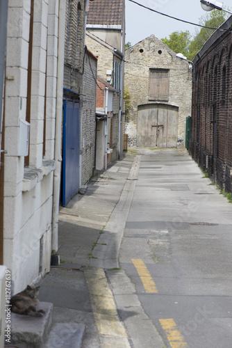 Plakat Zdjęcia wykonane w północnej / wschodniej Francji