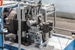 process, welding equipment for steel pipes