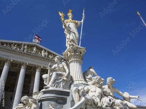Papiers peints austria, vienna, parliament