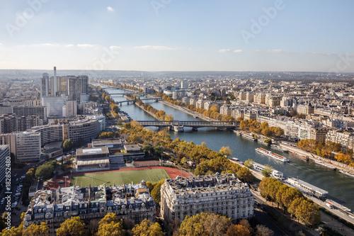 Papiers peints Paris Cityscape of Paris City