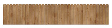 Wooden Long Fence