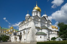Archangel Cathedral In The Mos...