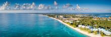 Panoramic Landscape Aerial Vie...