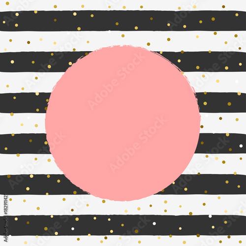 zlote-tlo-ilustracji-wektorowych-konfetti-brokatu-zlota-na-paski-czarno-biale