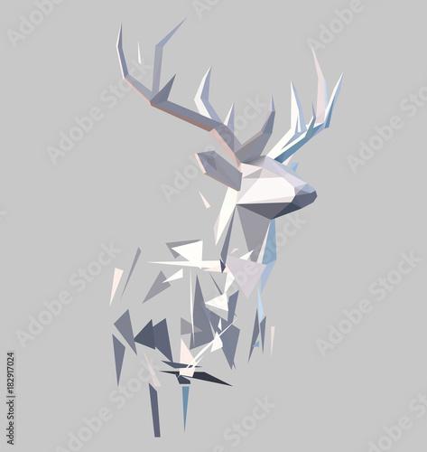 Wieloboczne streszczenie jelenia