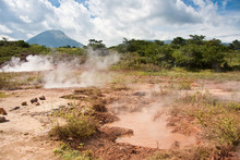 Boiling Mud Holes - San Jacinto