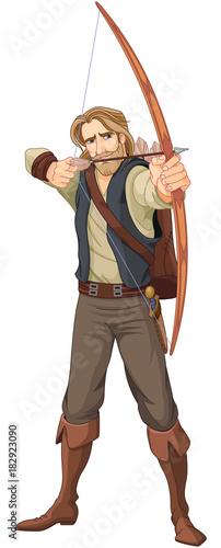 Poster Magie Robin Hood