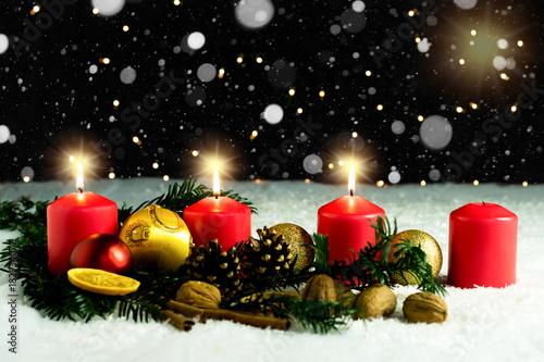 Weihnachtsbilder Zum 3 Advent.3 Advent Nikolaus Weihnachten Kaufen Sie Dieses Foto Und Finden