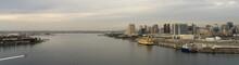 Long Panoramic View San Diego ...