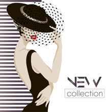 New Fashion Collection Adverti...