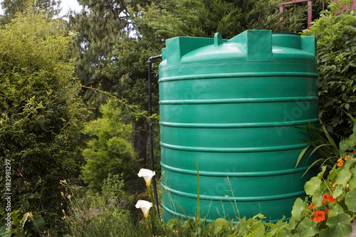 Photo  Water tank