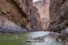 Deep Into St. Elena Canyon, Ri...