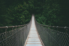 Lynn Valley Suspensin Bridge N...