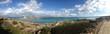 coast at stintino, sardinia, italy