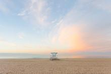 Huntington Beach Sunrise - Lan...
