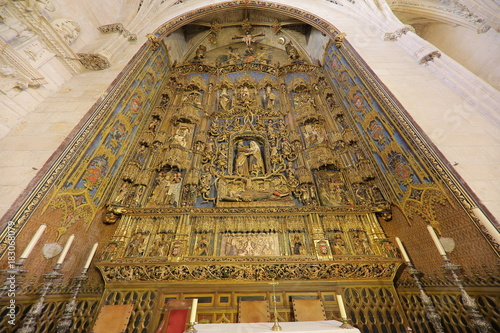 Fotografie, Obraz  Retablo Catedral de Burgos