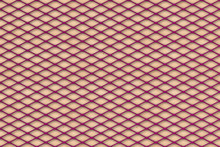 Purple Fishnet Texture On Pale...