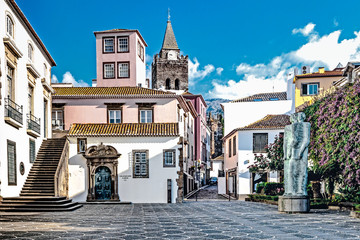 Madeira - Inselparlament - Assembleia Legislativa Regional